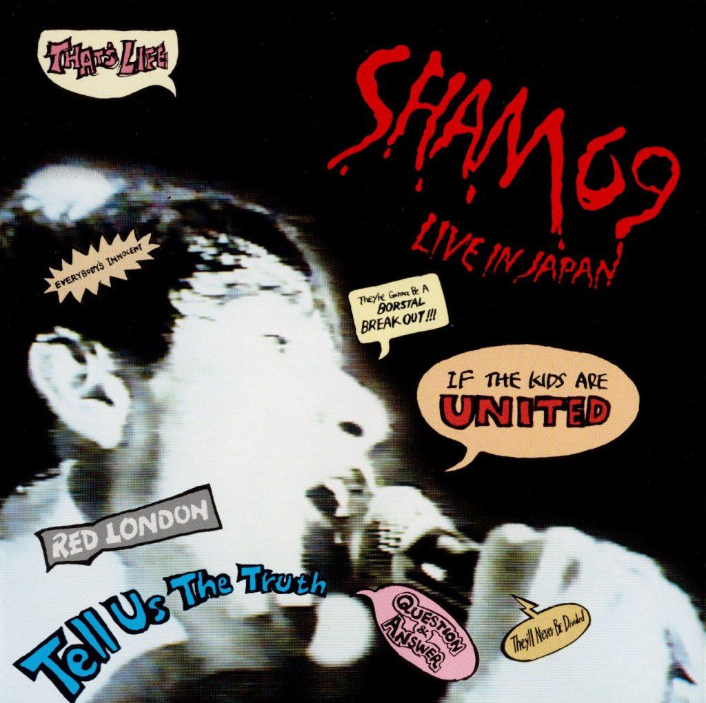 Live in Japan / Sham 69