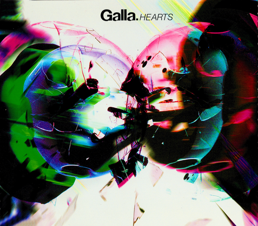 HEARTS / Galla.