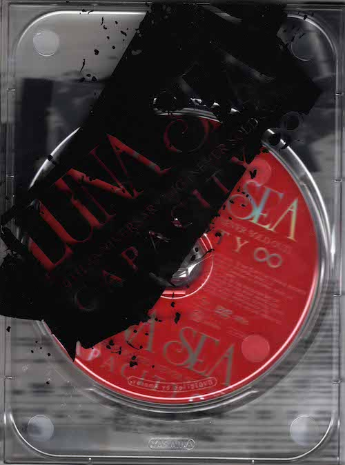 10TH ANNIVERSARY GIG [NEVER SOLD OUT] CAPACITY∞ / LUNA SEA